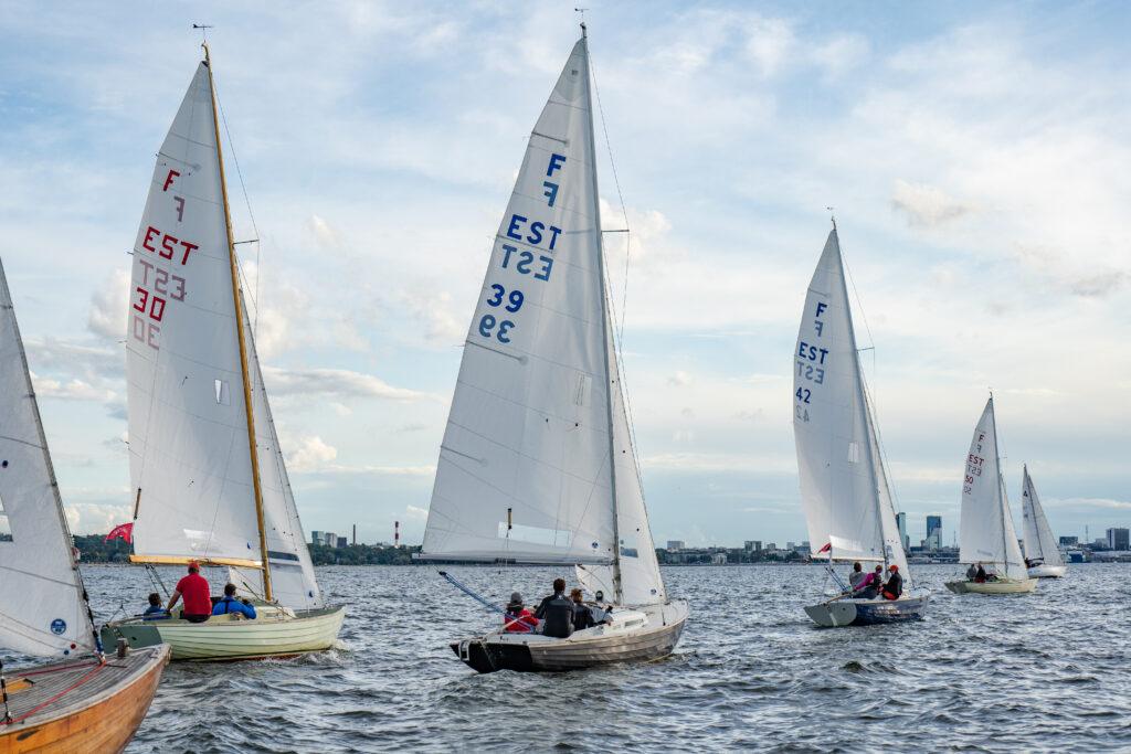 Folkbootide 2021. aasta Gold Cupi eel-regamine on avatud